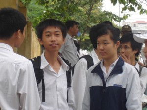 Tuyển Sinh Đại Học Cao Đẳng Năm 2010